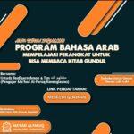 Program Belajar Bahasa Arab
